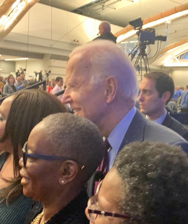 Biden in Pittsburgh